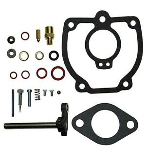 Carburetor Repair Kit With Shaft For Farmall 656 706 756 766 806 856 Tractor
