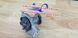 Datsun 510 620 L16 L18 L20b Nos New Engine Motor Water Pump Cast Impeller