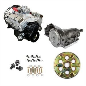 Atk Engines Hp94cpak1 Chevy 383 Engine And Transmission Kit