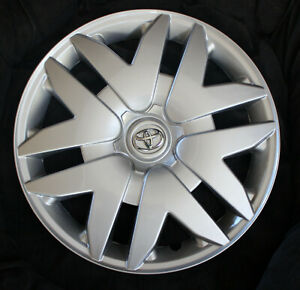 One Replacement 16 Toyota Sienna 04 05 06 07 08 09 10 Hubcap Wheel Cover 41616s
