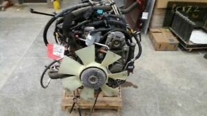 6 0l Engine With Transmission Conversion From 2015 Silverado 2500 Pickup 6688999