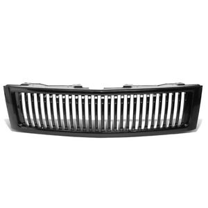 For 2007 2013 Chevy Silverado 1500 Vertical Mesh Front Bumper Grille Grill Guard