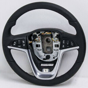 Oem Opel Astra J Steering Wheel 20951713 Scuffs And Marks