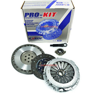 Exedy Clutch Kit Fx Forged Flywheel Fits Hyundai Elantra Tiburon 2 0l Dohc 4cy