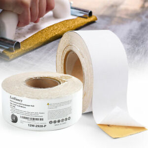 2 75 X 20m Longboard Continuous Roll Psa Self Adhesive Sticky Back Sandpaper