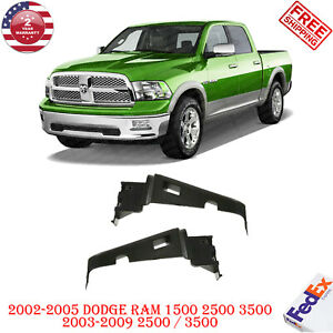 Front Bumper Support Mounting Bracket For Dodge Ram 1500 2006 2008