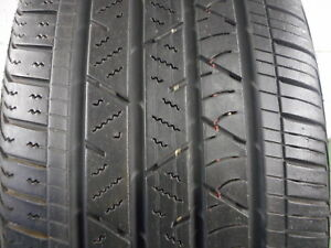Used P245 50r20 102 H 7 32nds Continental Cross Contact Lx Sport