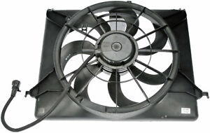 Radiator Fan Assembly Without Controller Dorman 620 445