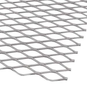 Metal Sheet Expanded 24 X 1 2 X 12 Smoker Venting Duct Work Metal Repair Firebox