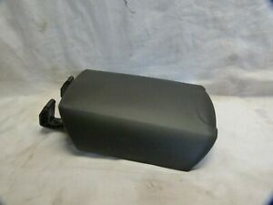 10 11 12 13 14 Chevy Camaro Center Console Armrest Gray Arm Rest Oem 2010 2014