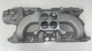 Shelby Cobra Intake Manifold Small Block 260 289 302 High Rise 4 Barrel