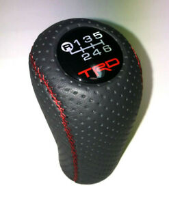 Gear Shift Knob Fits For Toyota Tacoma 2005 2015 Land Cruiser 6 Speed Trd