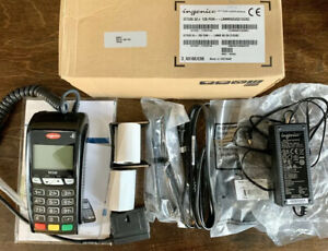 Ingenico Ict220 Credit Card Processing Machine With Chip Reader New With Box