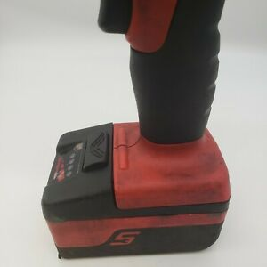 Snap On Ct8810b 3 8 Drive 18v Lithium Ion Cordless Impact With Battery