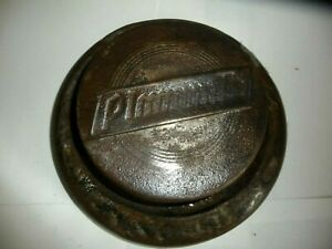 1931 1934 Plymouth Wood Wheel Hub Cap