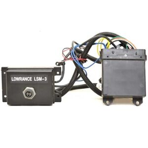 Lowrance Boat Depth Sounder Kit LSM-3 | 2001 Four Winns 3765009