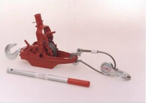 Wyeth scott Company more power Puller Come Along Winch 4000 Pound Capacity