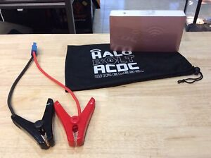 Halo Bolt Acdc Wireless rose Gold 44 400mwh Jump Starter cell Phone Charger