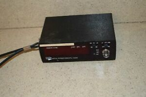 Data Precision Model 585 Frequency Counter