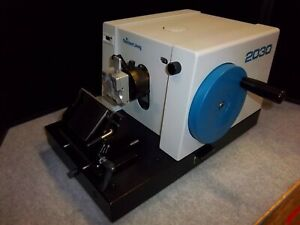 Reichert 2030 Manual Microtome With 2100 Series