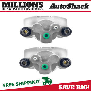 Rear Brake Caliper Pair For 2001 2009 2010 Ford Explorer 2003 2006 Jeep Wrangler