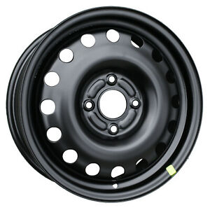 New 15x6 Black Steel Wheel For 2004 2011 Ford Focus 560 03534