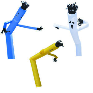 20 Ft Inflatable Dancing Wind Dancer Dancing Sky Puppet With 110v Blower
