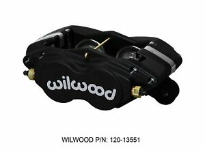 Wilwood 120 13551 Forged Billet Dynalite M Caliper Bore Size 1 75 Rotor Width