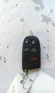 2014 Jeep Grand Cherokee Key Fob Remote 4 Button