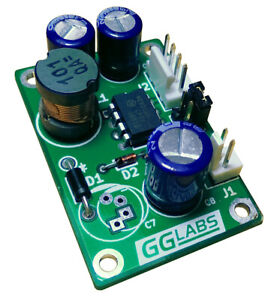 Gglabs Gled 3 10w Boost Constant Current Led Driver 3 24v Input Up To 40v Out