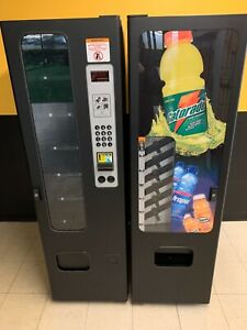 Wittern Group Vending Machines Model Number 3505 3506 Used Good Condition