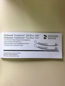 Midwest Tradition Tl High Speed Handpiece