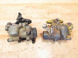 Antique Vintage Wisconsin Engine Tractor Zenith Carburetor