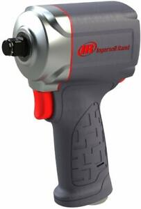 New Ingersoll Rand 35max 1 2 Drive Stubby Impact Gun Wrench Ultra Compact