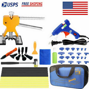 Auto Car Body Paintless Dent Repair Tools Puller Lifter Hail Damage Removal Tool