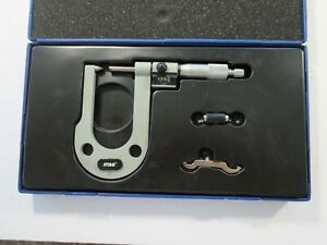 Storm 0 3 To 1 3 Digital Brake Rotor Micrometer By Central Tools 3m230