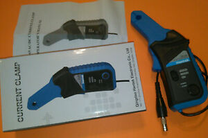 Hantek Cc65 Ac Dc Low Amp Bnc Current Clamp Probe Cc 65 65a For Labscope Scanner