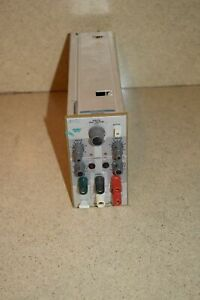 Tektronix Ps503 Dual Power Supply Plug In tp922