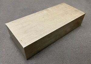 2 Thickness 304 Stainless Steel Flat Bar Stock 2 X 4 X 9 25 Length