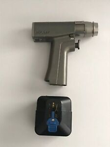 Stryker 6203 System 6 Single Trigger Rotary Drill W 6215 Large Battery