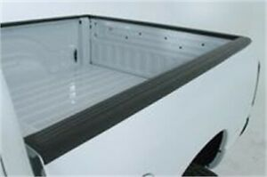 Wade 72 00721 Side Bedrail Caps 2000 2005 Tundra Pickup Short Bed 6ft Ribbed Sty