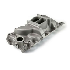 Speedmaster 1 147 016 Lowrise Intake Manifold Big Block Chevy 454 Oval Port Heig