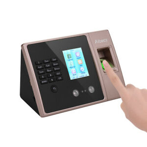 Biometric Fingerprint Time Attendance Machine Face Fingerprint Password Us O1t9