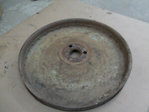 Model T Ford Accessory Disk Wheel Mt 4328