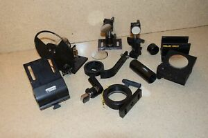 Melles Griot Thorlabs Nrc And Other Optical Parts Lot