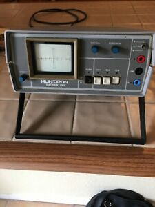 Huntron Tracker 1000 Electronic Component Tester Circuit Analyzer htr 1005b 1s