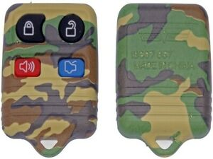 For 2003 2014 Ford Expedition 591d125757 Keyless Remote Case By Dorman