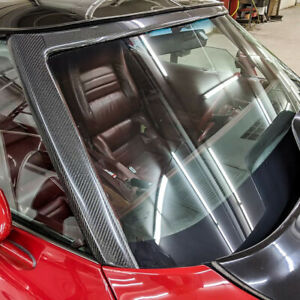 Corvette Fiberglass Windshield Molding Fits Any 69 82 Coupe Or Convertible