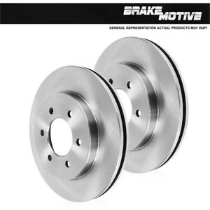 For 1998 1999 2000 2001 2002 Dodge Dakota Durango 2wd 4wd Front Brake Rotors