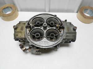 12r 8795b Holley Dominator 4bbl Carburetor 1050 Cfm Race Carb Chevy Ford Mopar